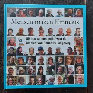 Mensen maken Emmaus 50jaar Emmaus cover