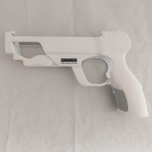 Wii controller pistool