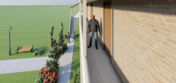 Gallerij Woonproject - Stichting Emmaus Langeweg