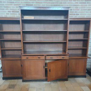 Boekenkast Amsterdamse school