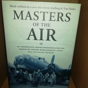 Masters of the air - Donald L.Miller cover